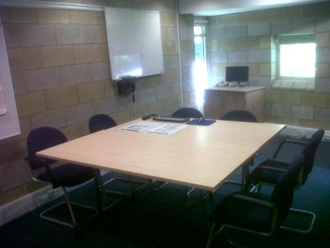 Buckinghamshire Fire and Rescue Service Hydra Suite Syndicate Room 2