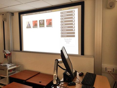 Canterbury Christ Church University Hydra Suite Syndicate rooms