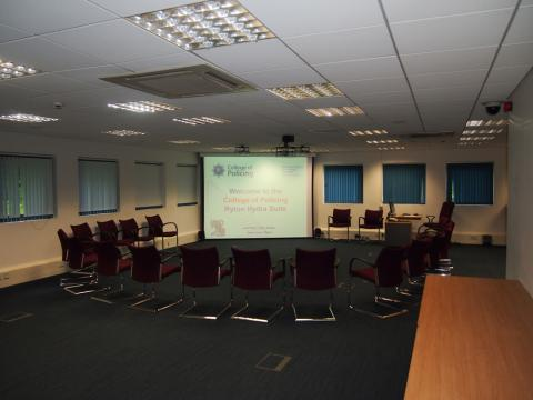 College of Polcing Hydra Suite Plenary Room - Ryton