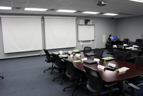 FLETC Hydra Suite Plenary Room 2