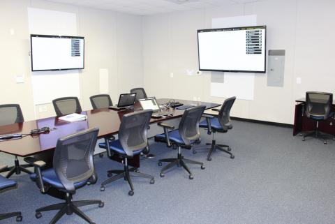FLETC Hydra Suite Syndicate Room 1