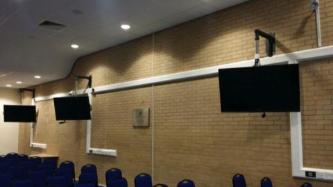 Greater Manchester Fire and Rescue Hydra Suite Plenary Room
