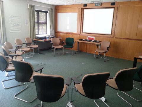 HMRC Hydra Suite Plenary Room