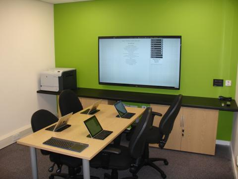 Immigration Enforcement Hydra Suite Syndicate Room 1 - Leeds