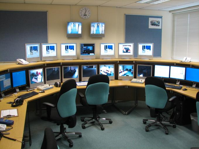 MPS Hydra Suite Control Room - Leadership Academy