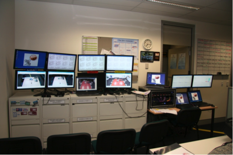 NSW Hydra Mobile Control Room 1