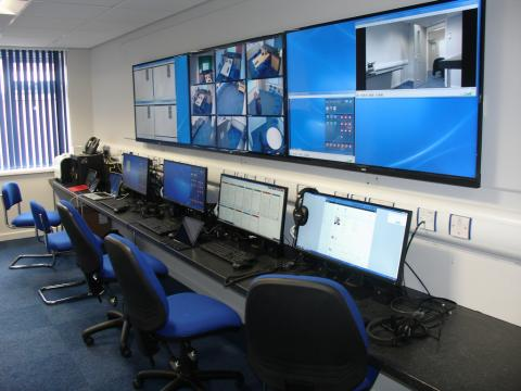 NYFRS Hydra Suite Control Room 2
