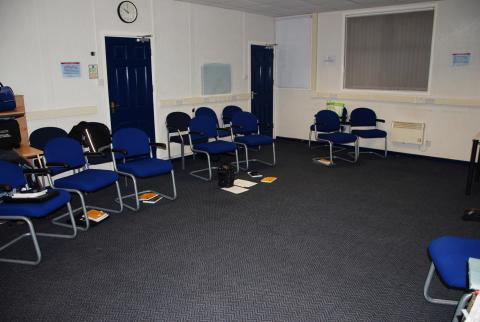 South Wales Police Hydra Suite 2 Plenary Room