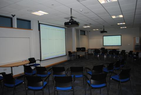 South Yorkshire Police Hydra Plenary Room 2