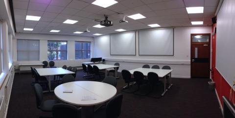 University of Central Lancashire Hydra Suite Plenary Room