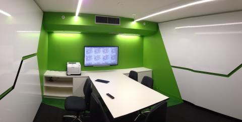 Victoria Police Green Syndicate Room
