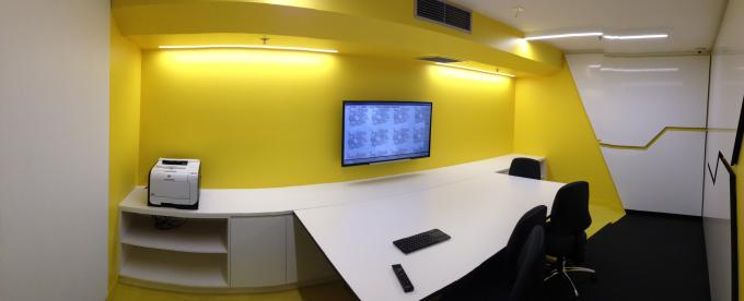 Victoria Police Yellow Syndicate Room